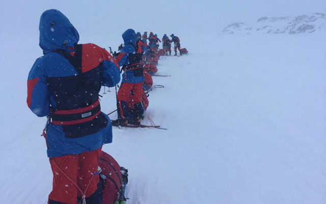 The Polar Academy 2017 Expedition