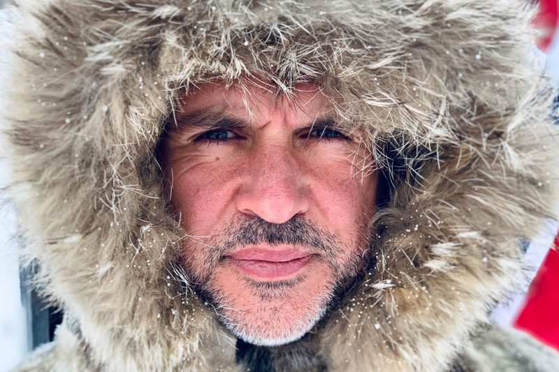 EDINBURGH TO HOST ACCLAIMED EXPLORERS AT 'INTO THE FREEZER' EVENT